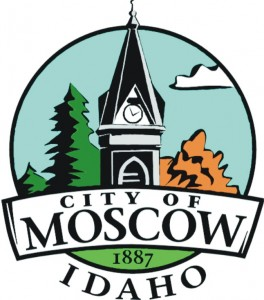 City of Moscow color logo