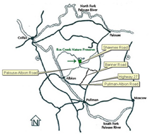 rose-creek-road-map